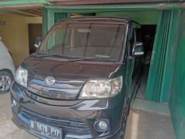 2016 Daihatsu Luxio