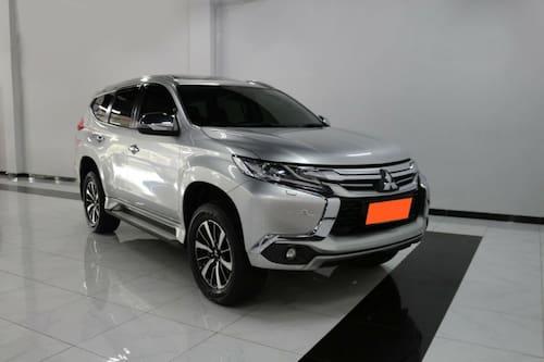 2019 Mitsubishi Pajero Sport