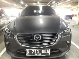 2019 Mazda CX3