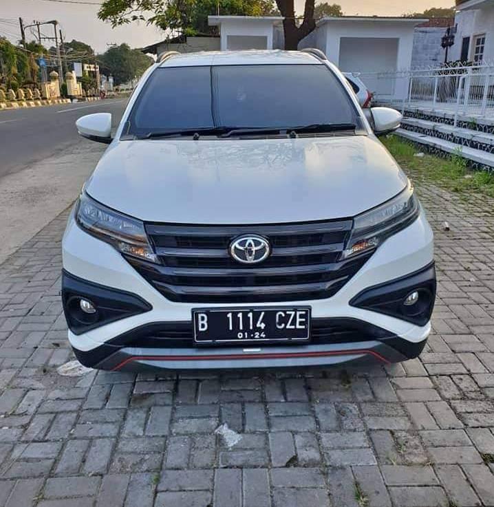 2019 Toyota Rush