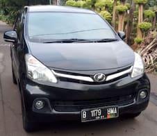 2015 Daihatsu Xenia