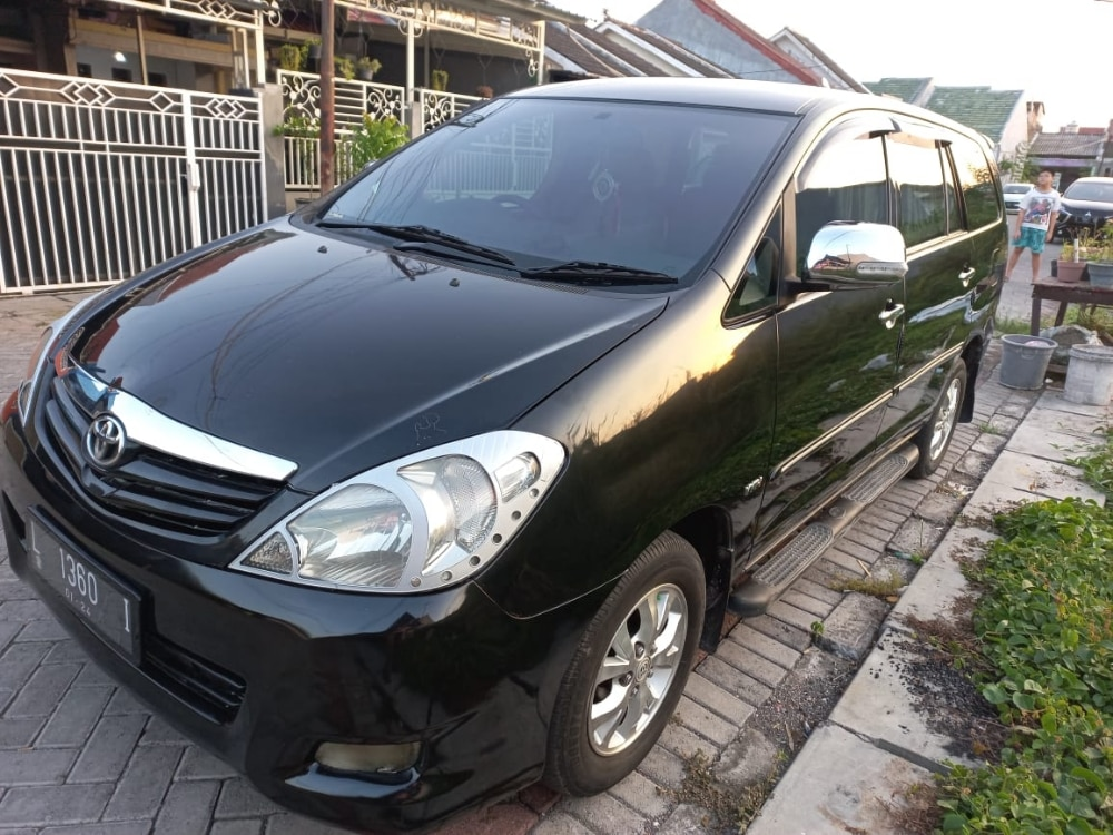 2008 Toyota Kijang Innova