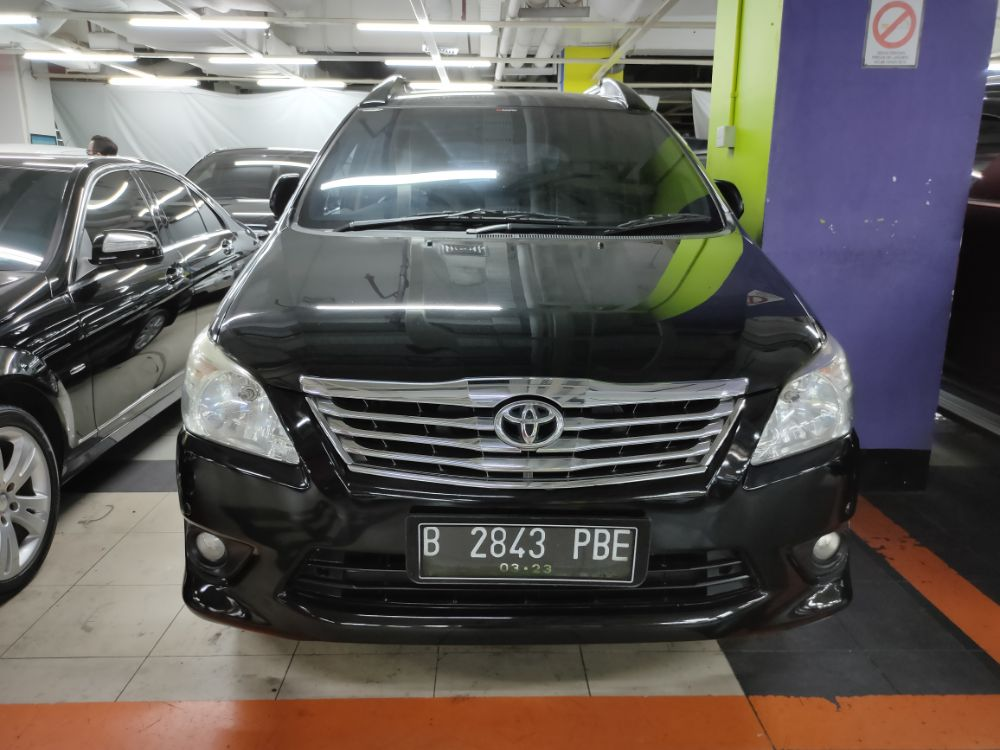 2013 Toyota Kijang Innova