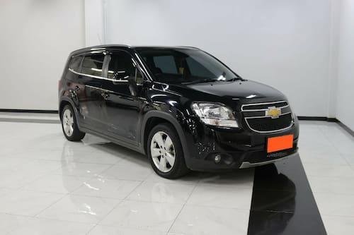 2017 Chevrolet Orlando