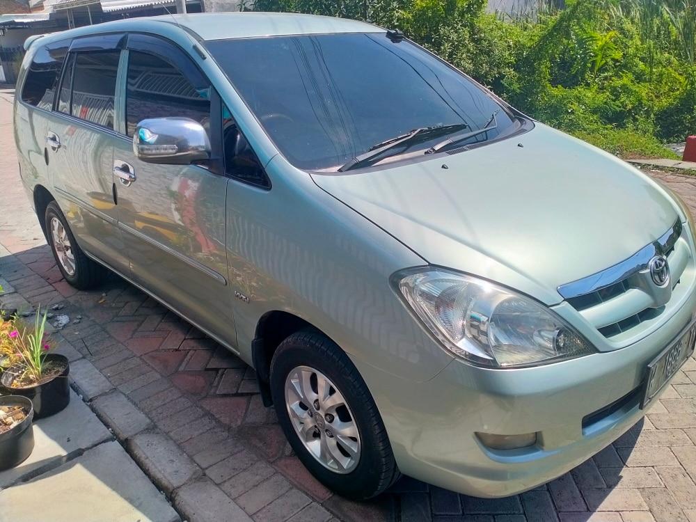2005 Toyota Kijang Innova