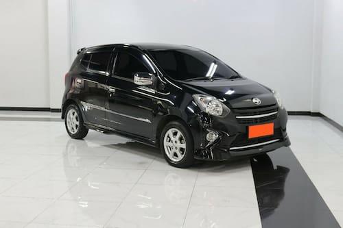 2017 Toyota Agya