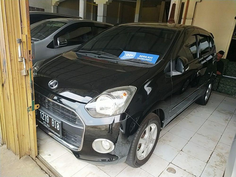 2014 Daihatsu Ayla