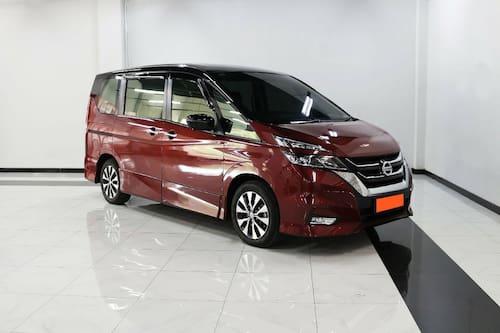 2019 Nissan Serena