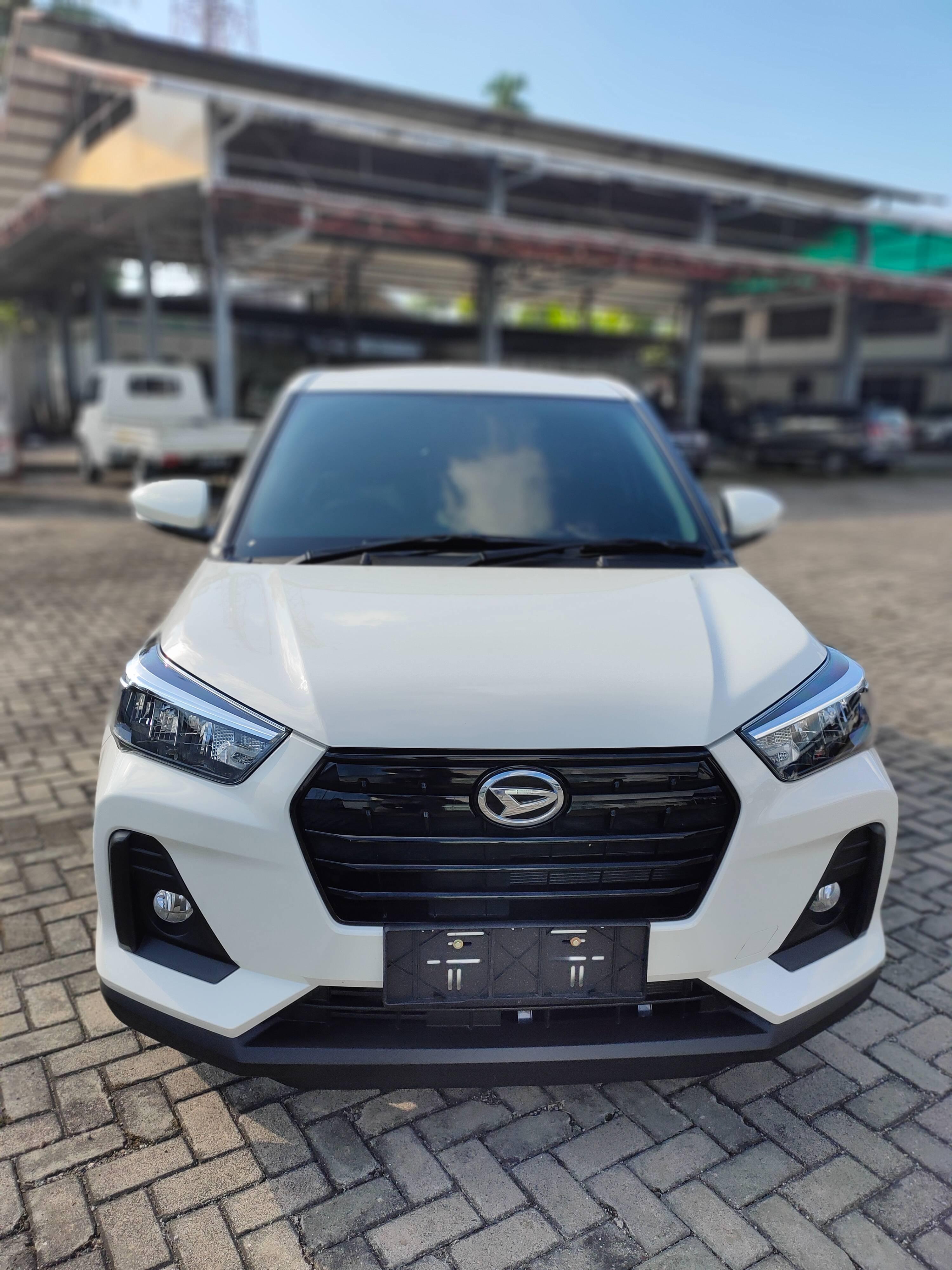 2020 Daihatsu Rocky