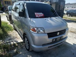 2012 Suzuki APVGA/GE