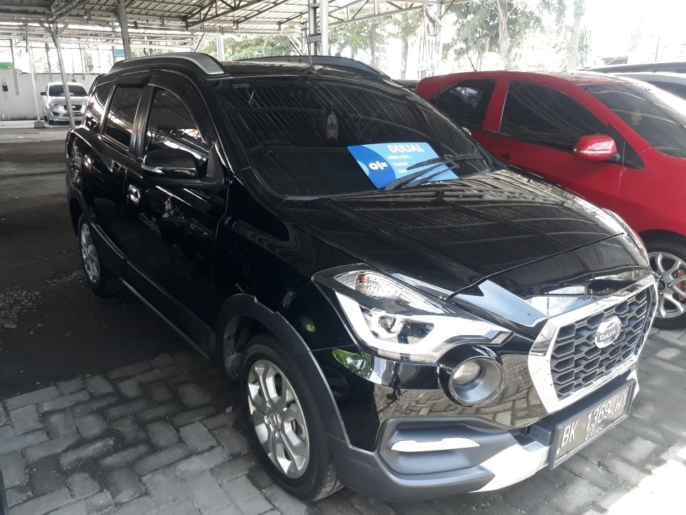 2019 Datsun Cross