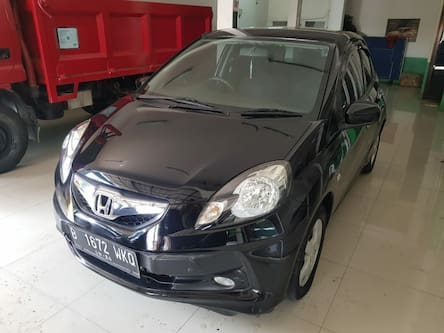 2014 Honda Brio