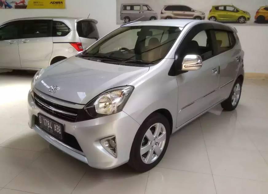 2018 Toyota Agya