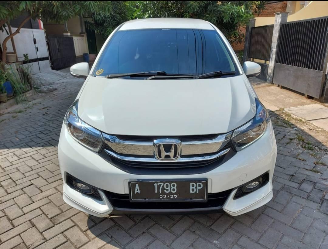 2020 Honda Mobilio 2021