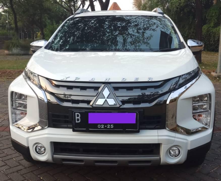 2019 Mitsubishi Xpander Cross