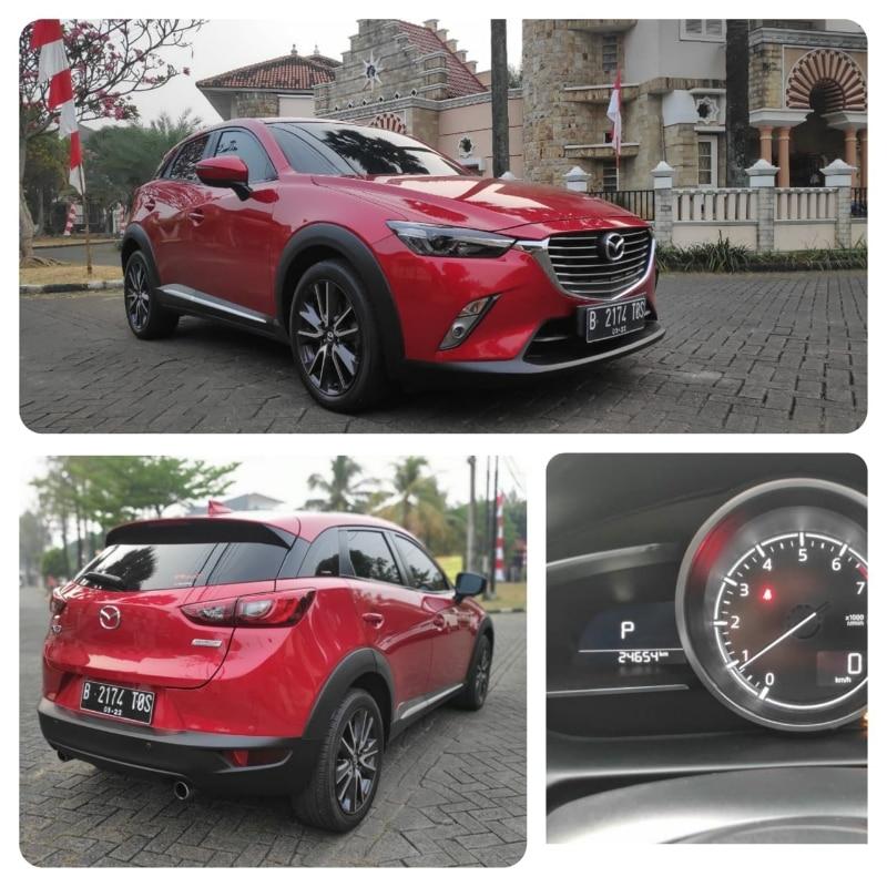2017 Mazda CX3