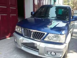 2004 Mitsubishi Kuda