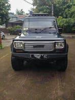 2000 Daihatsu Taft