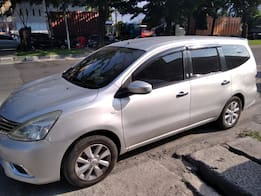 2014 Nissan Grand Livina